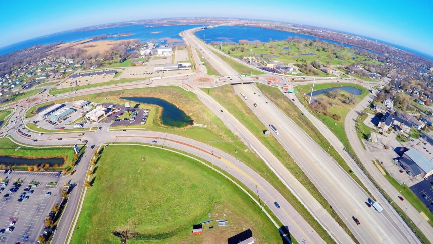 Oshkosh, Wisconsin, fox valley web design,wisconsin website designers,wisconsin drone photographers,aerial drone photography,lake butte des morts,