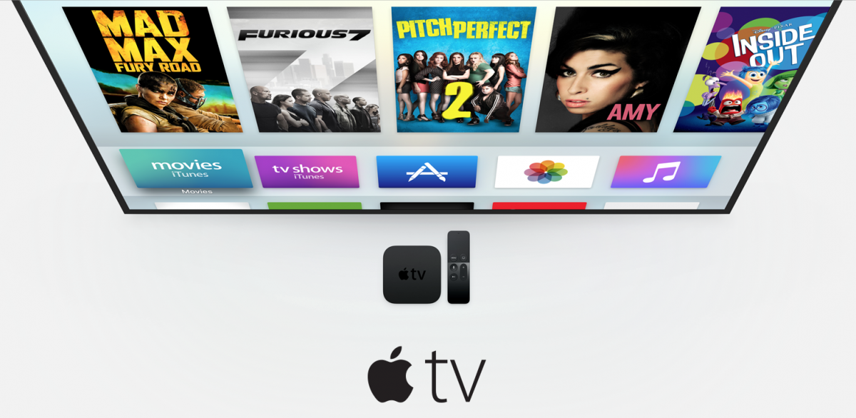 apple tv,appletv,the future of tv is here,fox valley web design,apple computers