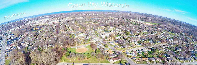 Green bay wisconsin suburbs