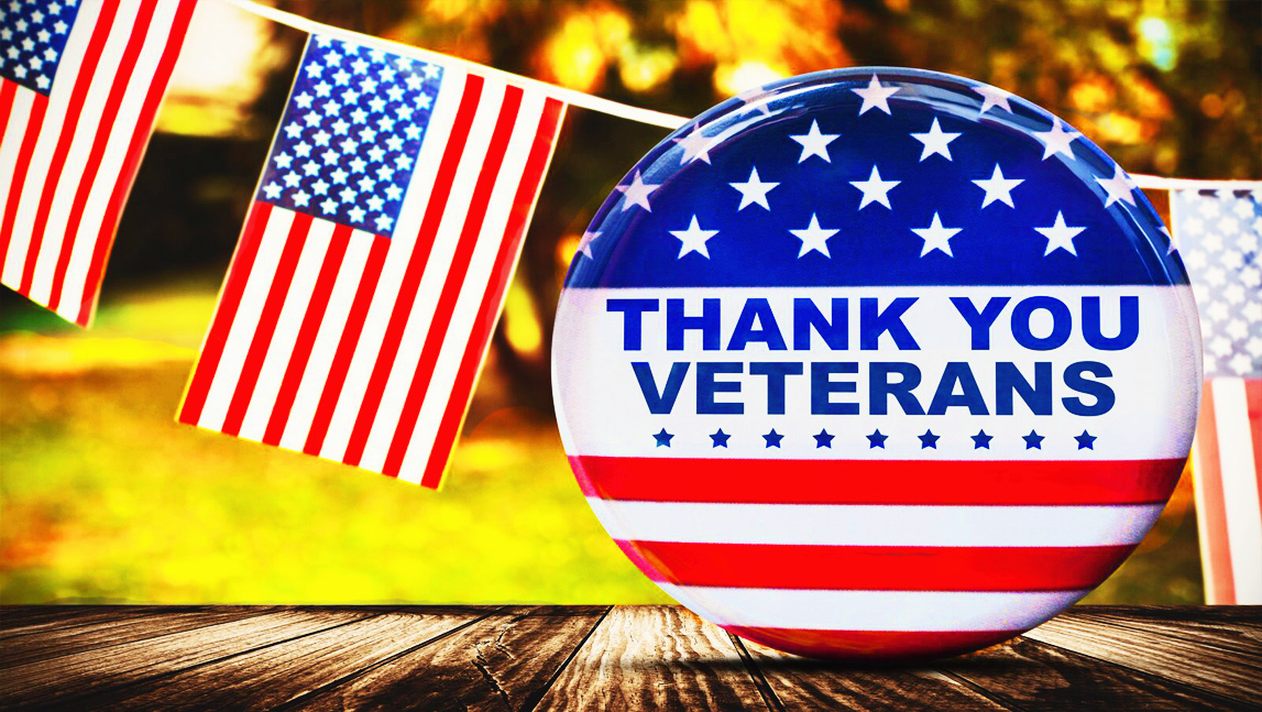 "Say ""Thank You"" to our American Veterans - Fox Valley Web Design LLC"