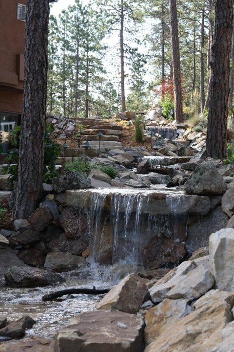 Backyard Landscaping Colorado Springs : Bella giardino landscape garden design colorado