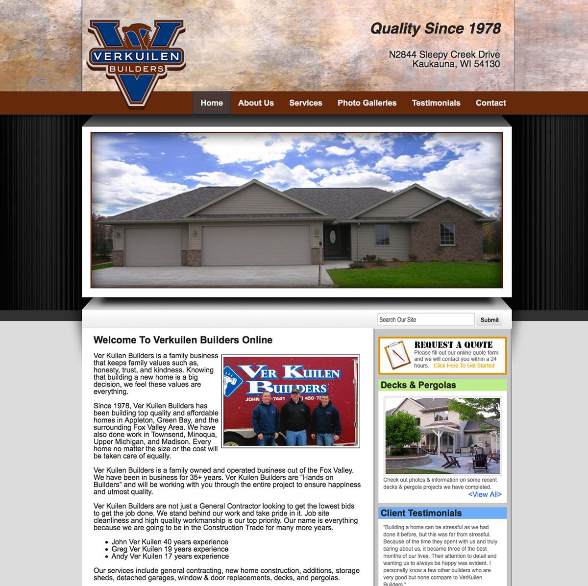 Madison Website Design And Hosting