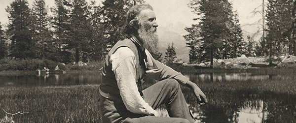John Muir,Wisconsin Conservation Hall of Fame,