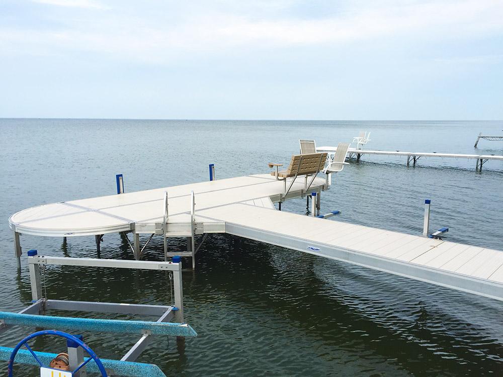 Pier Amp Waterfront Solutions Llc Door County Wisconsin