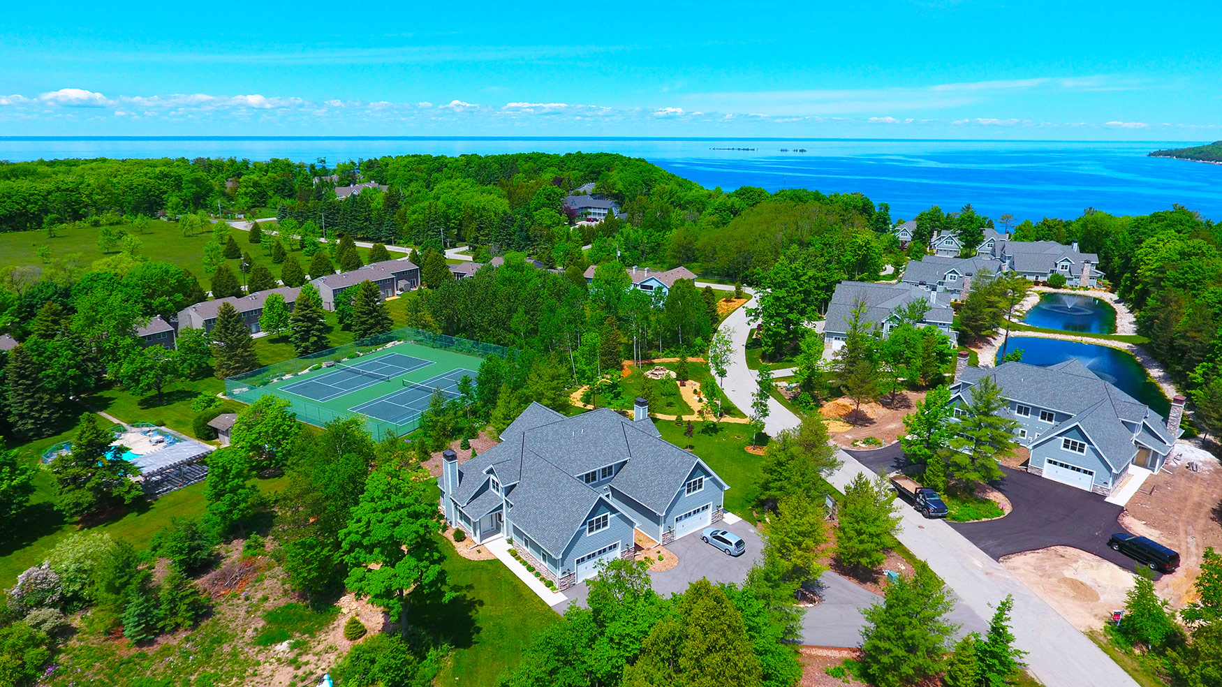 Drone Skytography Services - Fox Valley Web Design LLC