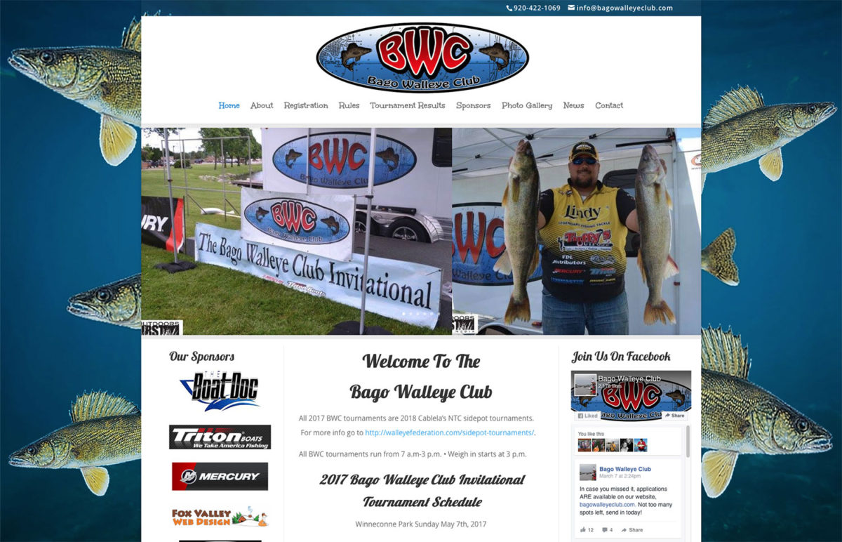 Bago Walleye Club, Lake Winnebago Walleye Club,Wisconsin walleye clubs,Professional Walleye Fishing in Wiscosnin, top seo companies, local seo services, web design and development, freelance design, low cost web hosting, internet marketing services, company branding