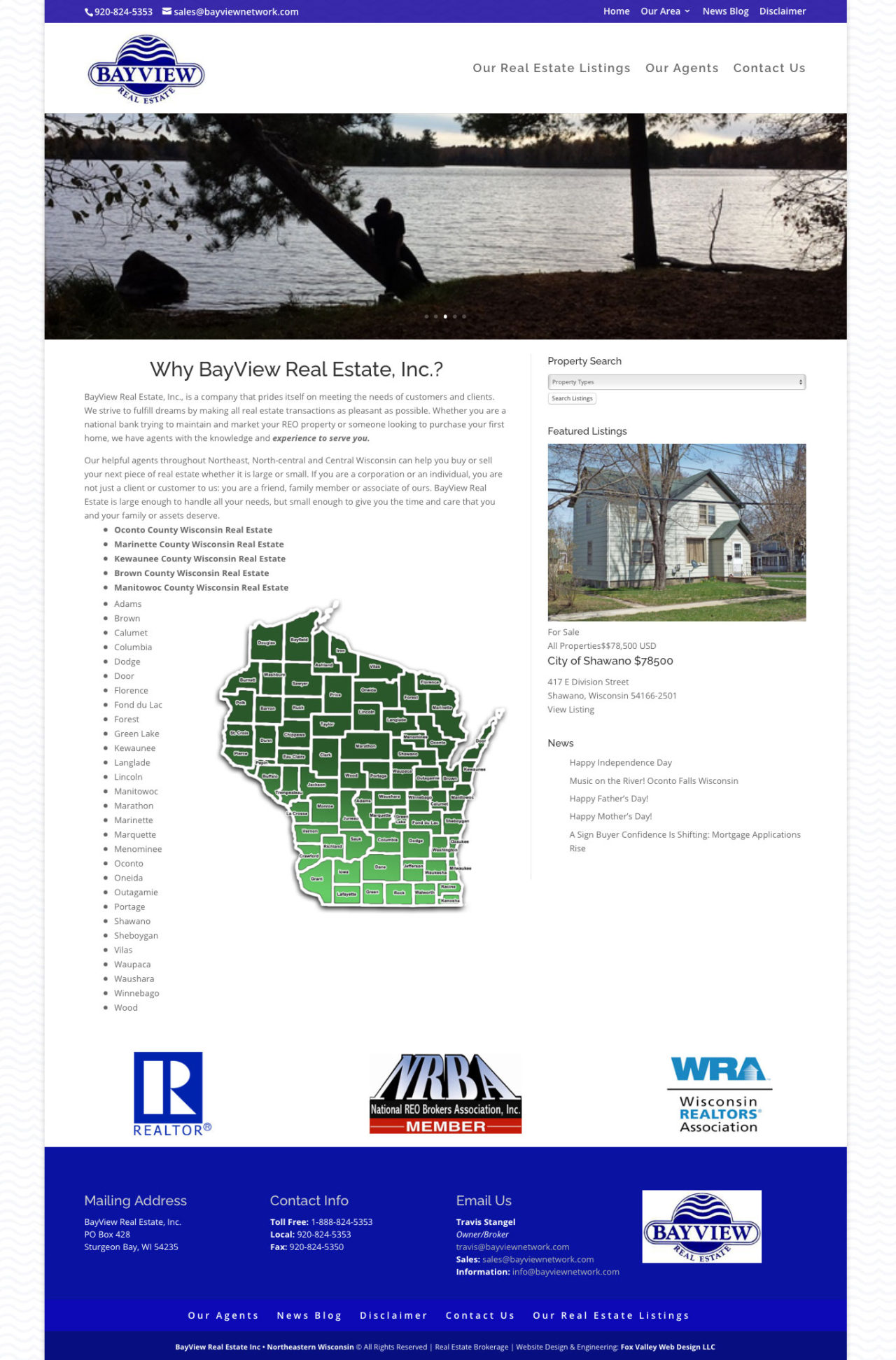 bayview real estate inc,bayview network,real estate for sale, wisconsin realtors,real estate for sale in northeast wisconsin