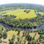 High Falls Flowage, Peshtigo River, Marinette County, Wisconsin,drone operators,wi drone pilots,crivitz