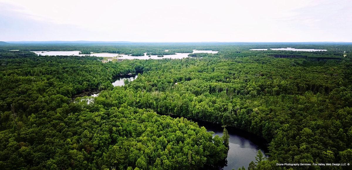 high falls flowage,marinette county,crivitz,drone aerial photos,fox valley web design,fvwd,pilots for hire,drone operators,peshtigo river