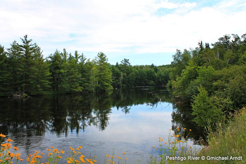 Peshtigo River, Marinette County, above wisconsin,Wisconsin,drone operators,wi drone pilots,wi drone operators,outdoor photographers