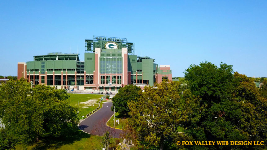 Go Pack Go, Lambeau Field,Gary Michael Arndt,photographer,commercial drone pilot, green bay, wi