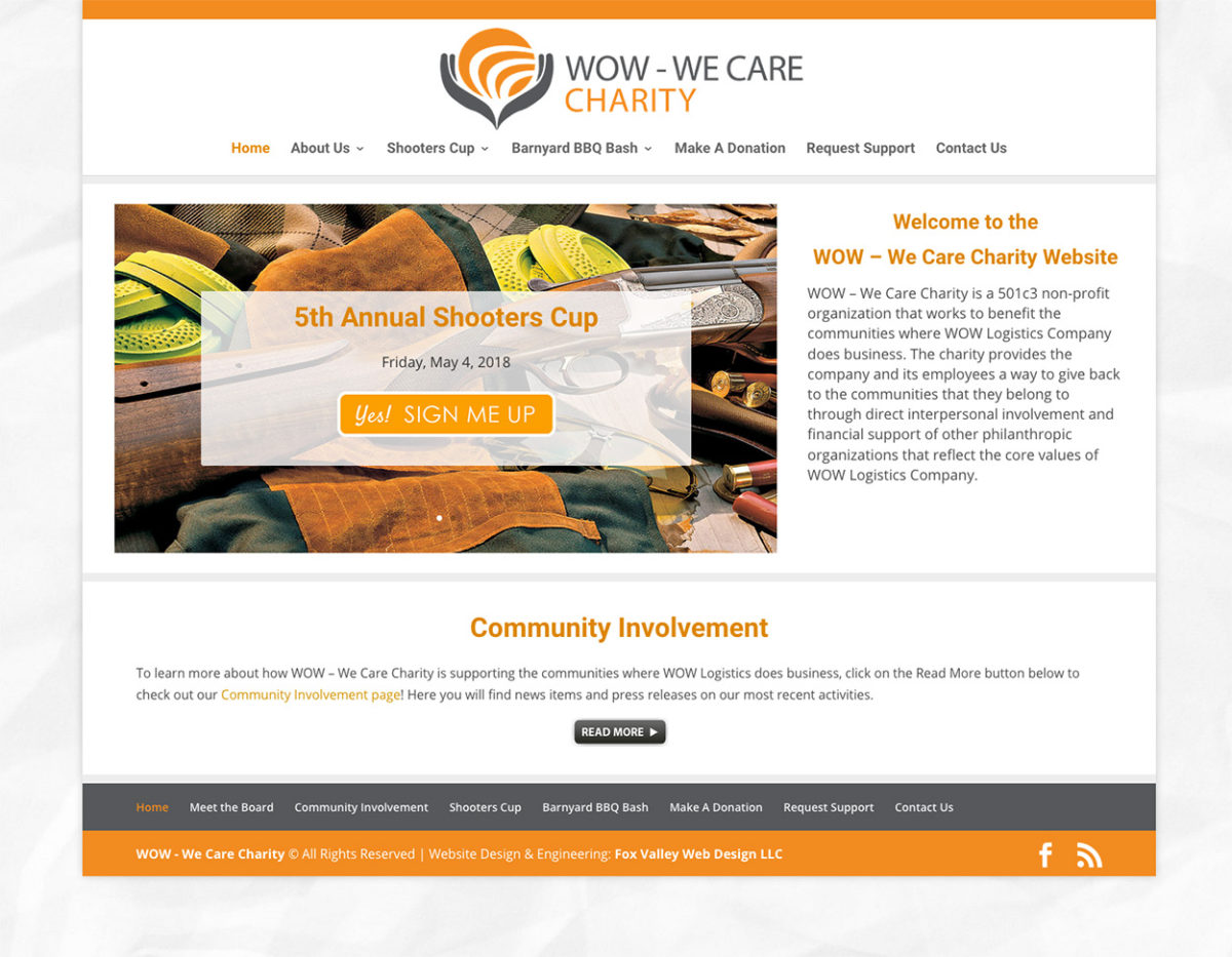 wow logistics company,wow we care charity,non-profit web developers,wi web design,green bay web design,fox valley wi,Wisconsin website designers,american web design,web development,fox valley web design,charity web developers,non profit web designers