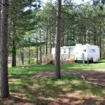 wisconsin camping, Blue Lake, Blue Lake Community Seasonal Camp Sites, Wisconsin Dells, Wisconsin, campground website design