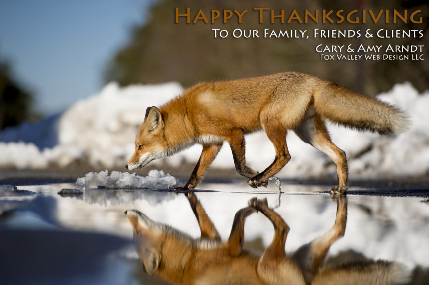 Happy thanksgiving,fox valley web design,wisconsin website designers,outdoor photographers,green bay web design,door county web design, northwoods web design,drone operators,fvwd