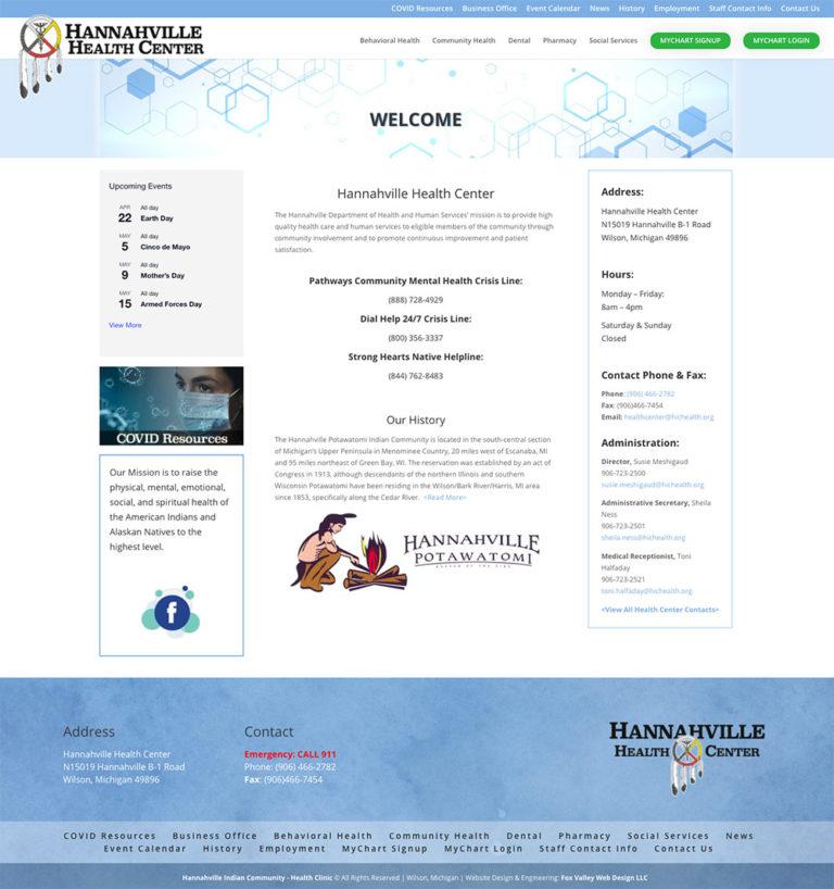 Portfolio Archive - Fox Valley Web Design LLC